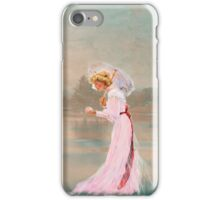 Lady and Horse  iPhone Case/Skin