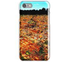 Orange Acres iPhone Case/Skin