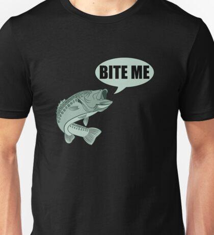 Bite Me Fish Unisex T-Shirt