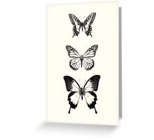Butterflies // Align Greeting Card