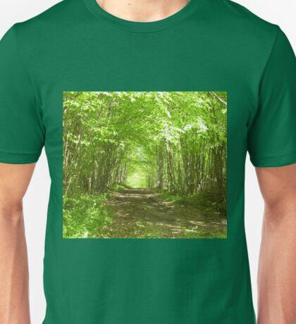 Wege des Lebens Nr. 01 Unisex T-Shirt