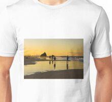 Golden Currumbin Unisex T-Shirt