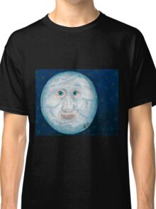The Alabaster Simpleton (The Moon) Classic T-Shirt