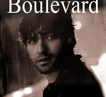 """""""Queens Boulevard"""" Poster Design by somaniart"""