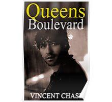 """Queens Boulevard"" Poster Design Poster"
