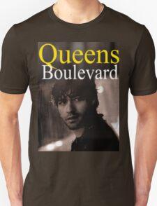 """""""Queens Boulevard"""" Poster Design T-Shirt"""