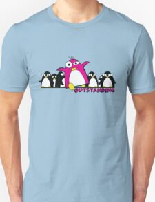 Outstanding Penguin Unisex T-Shirt