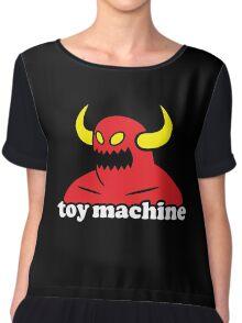 Toy Machine Chiffon Top