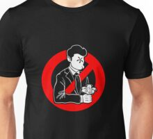 Evil and Greedy Corporation Unisex T-Shirt