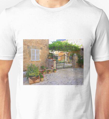 The Broken Terracotta Pot Unisex T-Shirt
