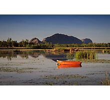 Beside the Ord River Photographic Print
