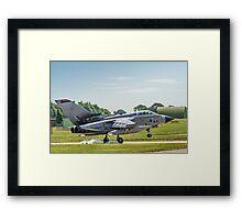 Panavia Tornado GR.4A ZA404/013 Framed Print