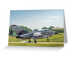 Panavia Tornado GR.4A ZA404/013 Greeting Card