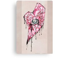 A Delicate Shade of Decay Canvas Print