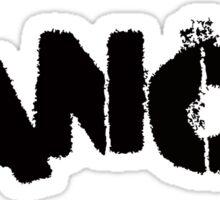 Rancid Sticker