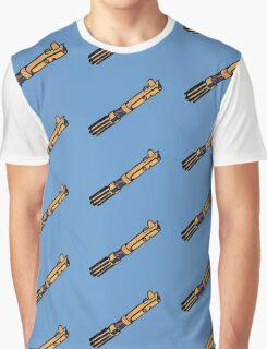 """The Pimped Saber"" Graphic T-Shirt"