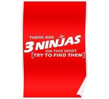 3 Ninjas Poster