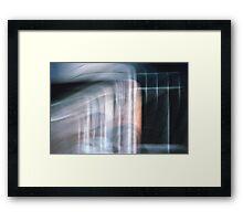 The Force of an Idea Framed Print