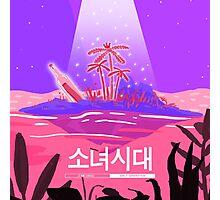 Girls' Generation (SNSD) - Sailing (0805) 그 여름 Photographic Print