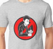 Evil and Greedy Corporation V2 Unisex T-Shirt
