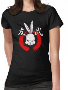 Friend Warrior Womens Fitted T-Shirt