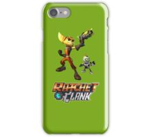 Ratchet & Clank The Movie 2016 iPhone Case/Skin