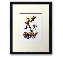 Ratchet & Clank The Movie 2016 Framed Print