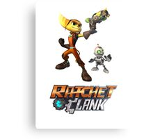 Ratchet & Clank The Movie 2016 Metal Print