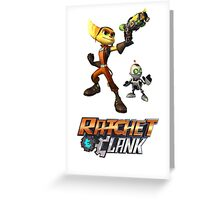 Ratchet & Clank The Movie 2016 Greeting Card