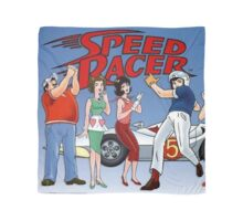 Speed racer Scarf