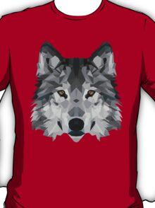 Crystalline Wolf T-Shirt