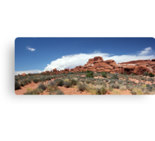 Arches Panorama 1 Canvas Print