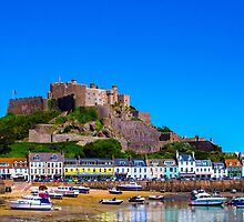 Gorey Harbour Jersey by Gary Power
