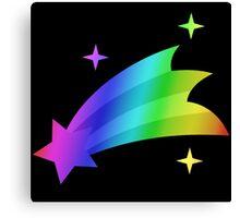 MLP - Cutie Mark Rainbow Special - Cloud Chaser Canvas Print