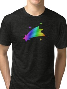 MLP - Cutie Mark Rainbow Special - Cloud Chaser V3 Tri-blend T-Shirt
