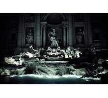 Trevi Fountain Photographic Print