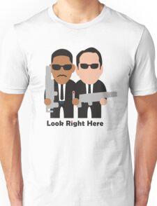 Men in Black - Look Right Here Unisex T-Shirt