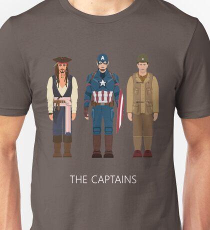 THE...CAPTAINS Unisex T-Shirt