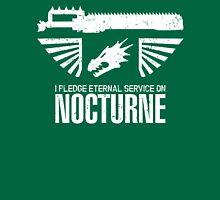 Pledge Eternal Service on Nocturne - Limited Edition Unisex T-Shirt