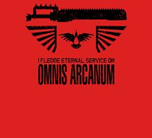 Pledge Eternal Service on Omnis Arcanum - Limited Edition Unisex T-Shirt