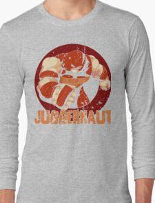 Juggernaut •X-Men Villain  Long Sleeve T-Shirt