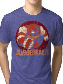 Juggernaut •X-Men Villain  Tri-blend T-Shirt