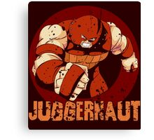 Juggernaut • X-Men Villain  Canvas Print