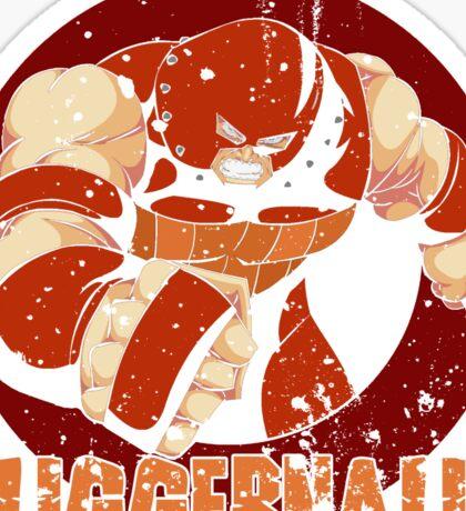 Juggernaut •X-Men Villain  Sticker