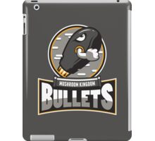 Mushroom Kingdom Bullets iPad Case/Skin