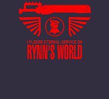 Pledge Eternal Service on Rynn's World - Limited Edition Unisex T-Shirt