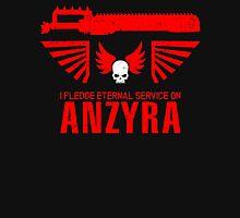 Pledge Eternal Service on Anzyra - Limited Edition Unisex T-Shirt