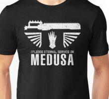 Pledge Eternal Service on Medusa - Limited Edition Unisex T-Shirt