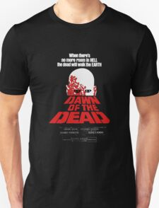 romero cult movie dawn of the  dead Unisex T-Shirt