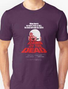 romero cult movie dawn of the  dead Unisex T-Shirt